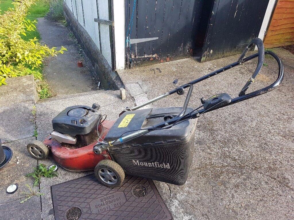 Mountfield Petrol Mower - Spares or Repair