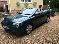 outstanding astra convertibile only 60000 miles,with a full main dealer service record