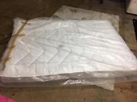 Double 4ft6 mattress