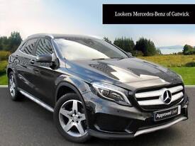 Mercedes-Benz GLA Class GLA200 CDI AMG LINE PREMIUM (black) 2015-01-02