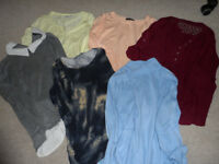 Maternity clothes bundle size 10-12
