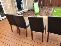Table and 4 chair's