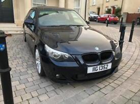 2006 BMW E60 525D M Sport Auto £4,200 ono