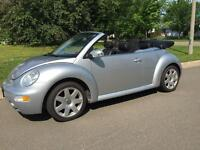 2003 VW Turbo Beetle Convertible