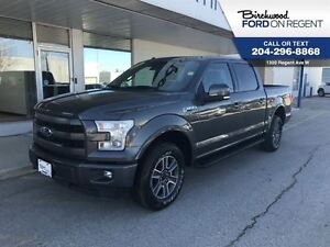 2016 Ford F-150 Lariat Supercrew 4x4 *Leather/Nav/Skyroof*