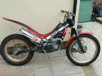 Montesa 4rt 2008 road legal trials bike
