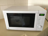George Microwave Oven, like new, minimum used