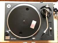 Technics 1210 mk2 Black