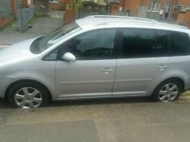touran 1.9 diesel tdi low mileage might px or swap
