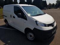 Nissan NV200 SE DCI, 2013, 83k, MOT, ONE OWNER, 2 Keys, Reverse Cam, Bluetooth & NO VAT £4295