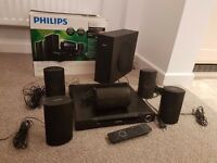 Philips DVD surround sound system