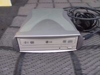 LG External CD/DVD re writer