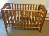 Cot bed (up and down side)