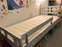 Children bed with mattress IKEA good condition