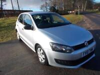 2010 10 VOLKSWAGEN POLO 1.2 S 5 DOOR HATCHBACK CALL 07791629657