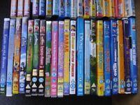 CHILDRENS DVDS - Gruffalo, Octonauts, Madagascar, Tangled etc