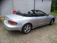 Toyota Celica GT Convertable . Modern Classic. Excellant Condition for Age. PX or swap considered
