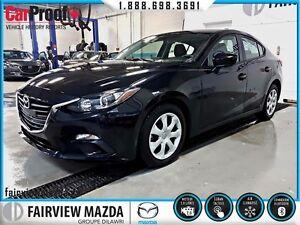 2016 Mazda MAZDA3 GX M6/AC*