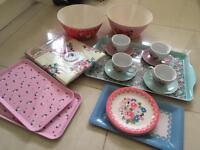 Garden party set