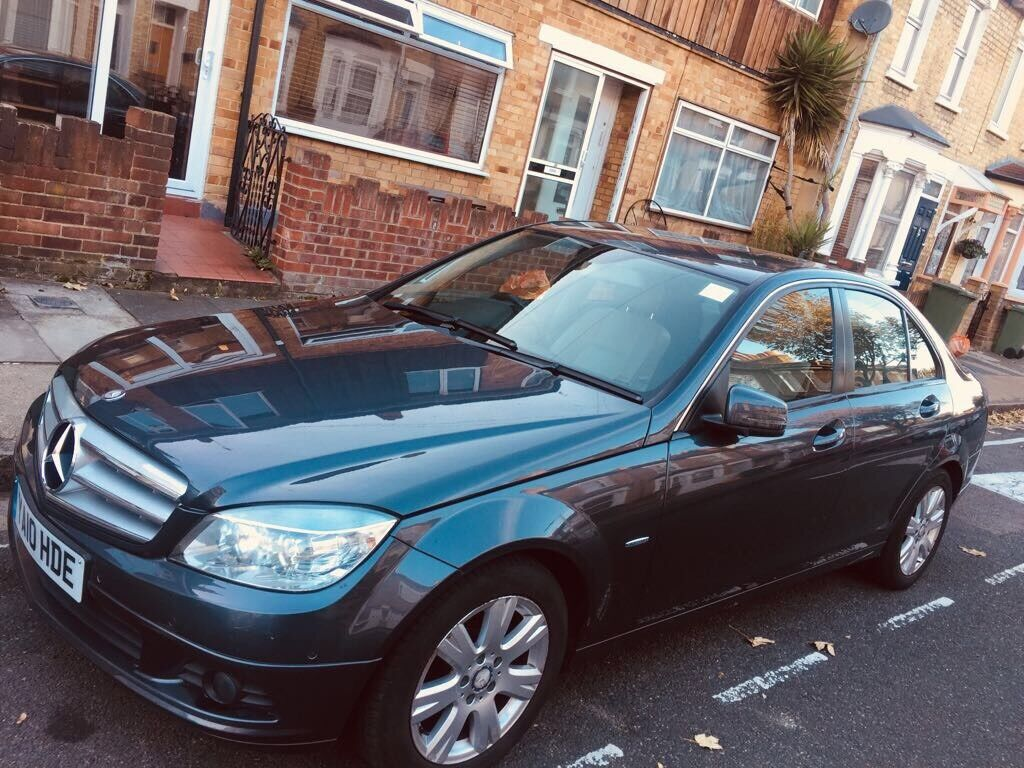 2010 Mercedes-Benz C Class 2.1 C200 CDI URGENTLY SELL