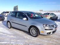 2009 Volkswagen Rabbit Trendline Rated A+ by the B.B.B