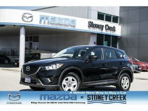 2014 Mazda CX-5 GX Push Start B/T Keyless