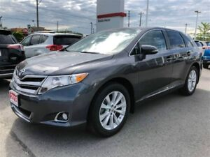 2016 Toyota Venza ONE OWNER-BOUGHT+SERVICED HERE!