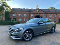Mercedes-Benz, C CLASS, Saloon, C220D Sport, 7G Auto, 2015