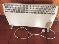 Dimplex electric convector heater