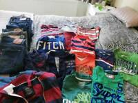 Branded Teenage boys clothes (14-16approx)