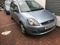 Ford Fiesta 1.4 5dr 2006 Blue Auto Part X To Clear.