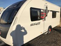 Sterling Eccles sport SR./554 2015 4/berth Moter mover px welcome