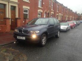 For sale BMW X5 fec lift model 3l dizal automatic trip tronic 6gearbox £2995