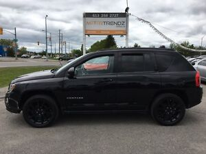 2012 Jeep Compass Sport/North 4x4 with Sunroof, Heated Seats,...