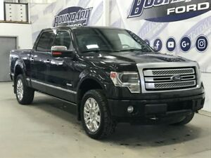 2013 Ford F-150 SuperCrew Platinum 700A 3.5L EcoBoost