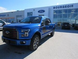 2016 Ford F-150 EMPLOYEE PRICING SALE! LARIAT 4X4 DEMO TWIN PANE
