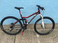 Kona Hei Hei Hei Mountain Full Suspension Bike Mens Finance available