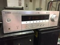 Yamaha RX-V359 Amp & Audio RS-600 Speakers - Good Condition - Quality Items