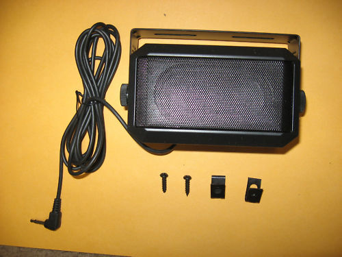 KENWOOD STYLE EXTERNAL SPEAKER ham cb communication