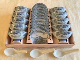 Chinese Crockery 20 piece set