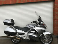 Honda Pan European ST1300 A4. 2005 with genuine low mileage - 28,896