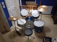Drum kit for sale, pick up only