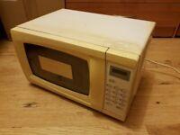 Fully functional powerful microwave with various digital settings