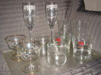 Glass Ware(10 glasses)