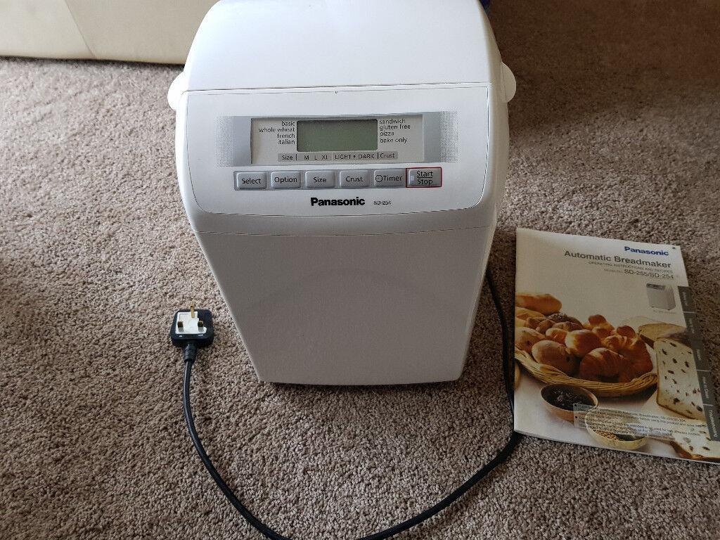 Panasonic SD-254 Breadmaker