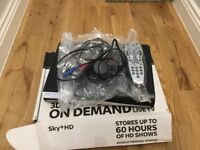 Sky+ HD Box 500gb with Wi-Fi Inside