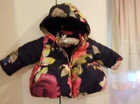 Ted Baker jacket - 3-6 months