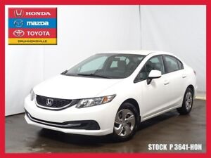2013 Honda Civic LX +SIEGES CHAUFFANTS+BLUETOOTH