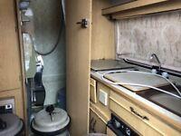 Compass Rallye 360 2 berth caravan
