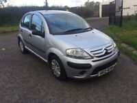 2008 CITROEN C3 1.4 i cool # M.O.T TO 21 MARCH 2019 #LOW INSURANCE # VERY ECONOMICAL#SUPERB LITTLE